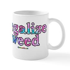 Legalize Weed Mug