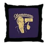 Biden's Big Deal Throw Pillow