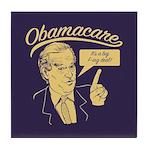 Biden's Big Deal Tile Coaster