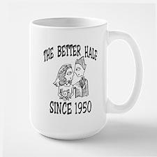 1950 Large Mug