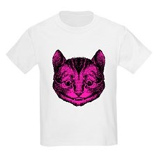 Cheshire Cat Pink Fill T-Shirt