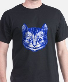 Cheshire Cat Blue T-Shirt