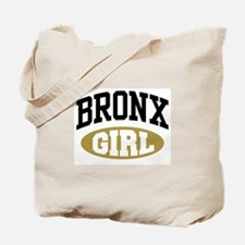 Bronx Girl Tote Bag