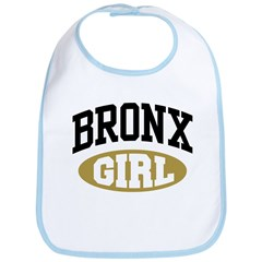 Bronx Girl Bib