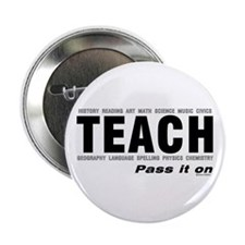"Pass It On 2.25"" Button"