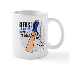 Bassoon Reeds! I need more Reeds! Mug
