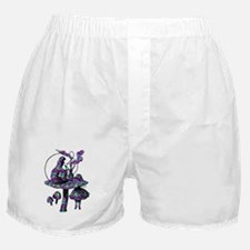 Alice and Caterpillar Psychad Boxer Shorts