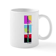 Colorful Bassoon Small Mug
