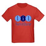 Lil Brother (Little Brother C Kids Dark T-Shirt