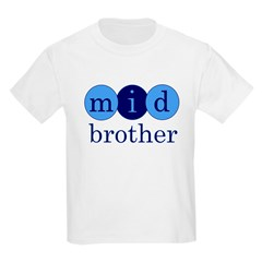 Mid Brother (Middle Brother C T-Shirt