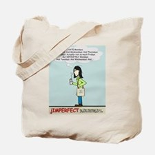 jIMPERFECT Monday Moody Momma Tote Bag