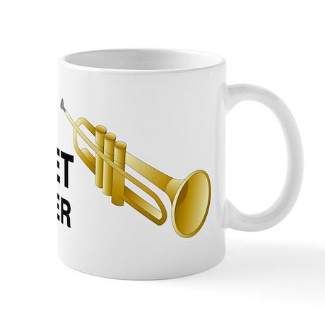 Trumpet Teacher Mug
