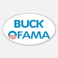 Buck Ofama Decal