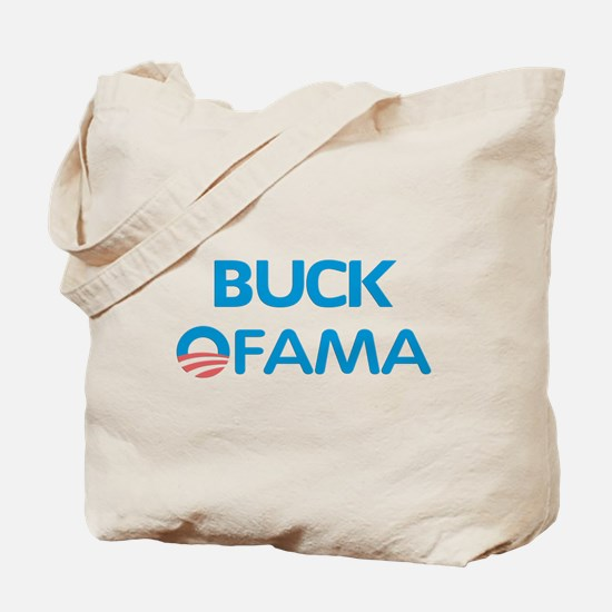 Buck Ofama Tote Bag