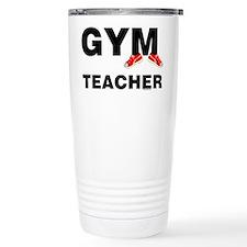 Gym Teacher Sneakers Travel Mug
