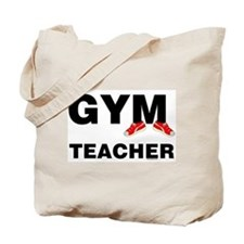 Gym Teacher Sneakers Tote Bag
