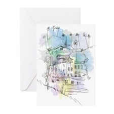 Freckles Greeting Cards (Pk of 10)