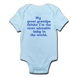 Great grandpa Baby