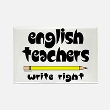 Write Right Rectangle Magnet
