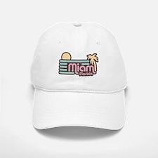 Miami Florida Baseball Baseball Cap