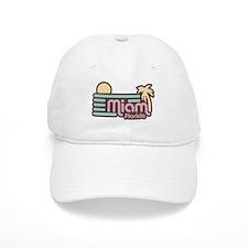 Miami Florida Baseball Cap