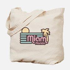 Miami Florida Tote Bag