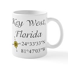 Geocaching Key West, Florida Mug
