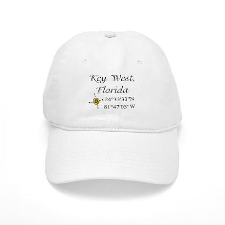 Geocaching Key West, Florida Cap