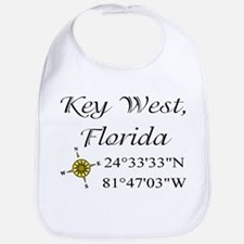 Geocaching Key West, Florida Bib