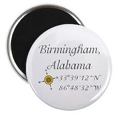 Birmingham, Alabama Magnet