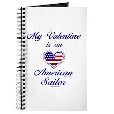 My Navy Valentine Journal