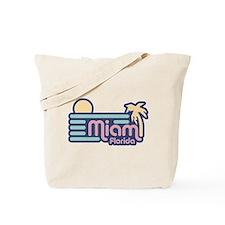 Miami Florida Tote Bag