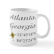 Geocaching Atlanta, Georgia Mug