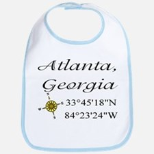 Geocaching Atlanta, Georgia Bib