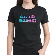 Down With Obizzlecare Tee