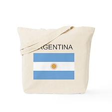 Argentina Apparel Tote Bag