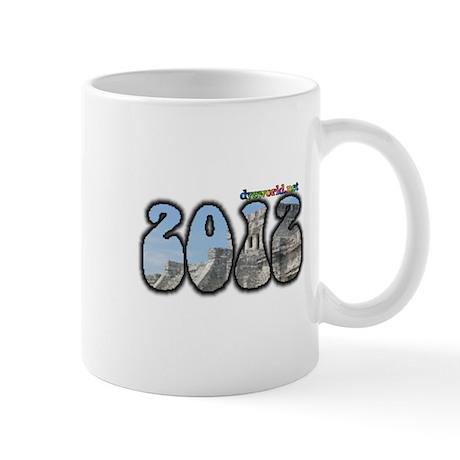 2012 Mayan Ruins Mug