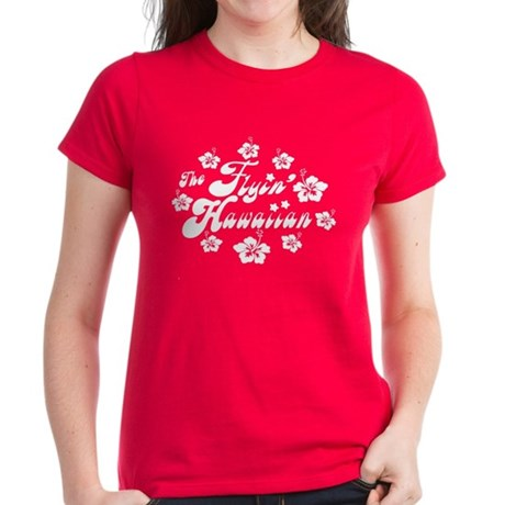 New Flyin' Hawaiian 2010 Women's Dark T-Shirt
