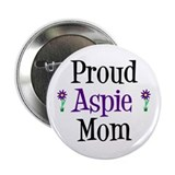 Autism mom Buttons