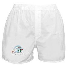 Stork Baby Nigeria USA Boxer Shorts