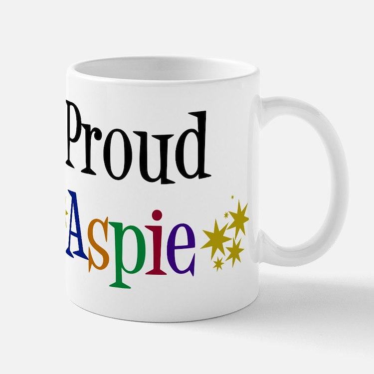 Proud Aspie Mug