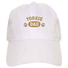 Yorkie Dad Baseball Cap