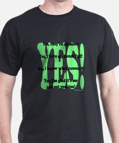 largefamilyyes T-Shirt