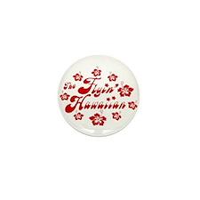New Flyin' Hawaiian 2010 Mini Button