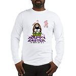Basset Hound Easter Long Sleeve T-Shirt