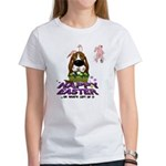 Basset Hound Easter Women's T-Shirt