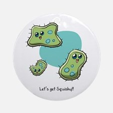 Let's Get Squishy! Ornament (Round)