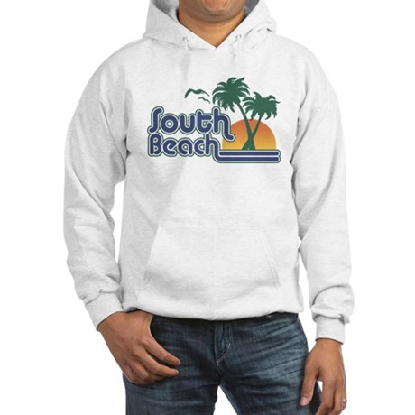 South Beach Hooded Sweatshirt