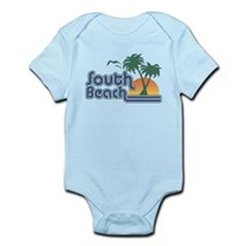 South Beach Infant Bodysuit