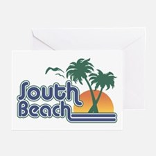 South Beach Greeting Cards (Pk of 10)